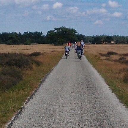 Photo taken at Nationaal Park De Hoge Veluwe by Ramon V. on 8/4/2012
