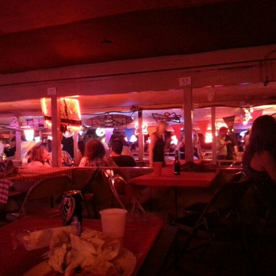 Photo taken at Broken Spoke by Carolina D. on 8/4/2012