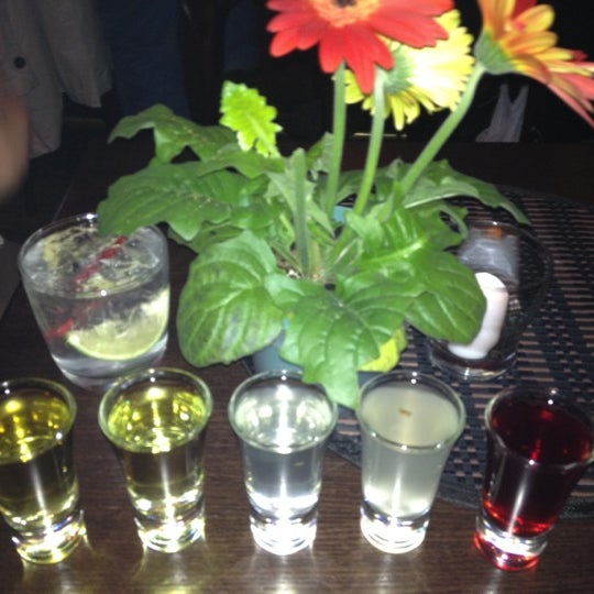 Photo taken at Russian Vodka Room by Nancy S. on 4/28/2012