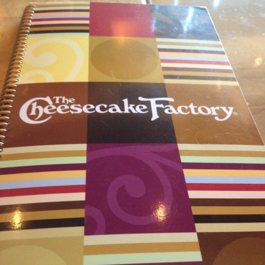 Photo taken at Cheesecake Factory by Caleb S. on 6/25/2012
