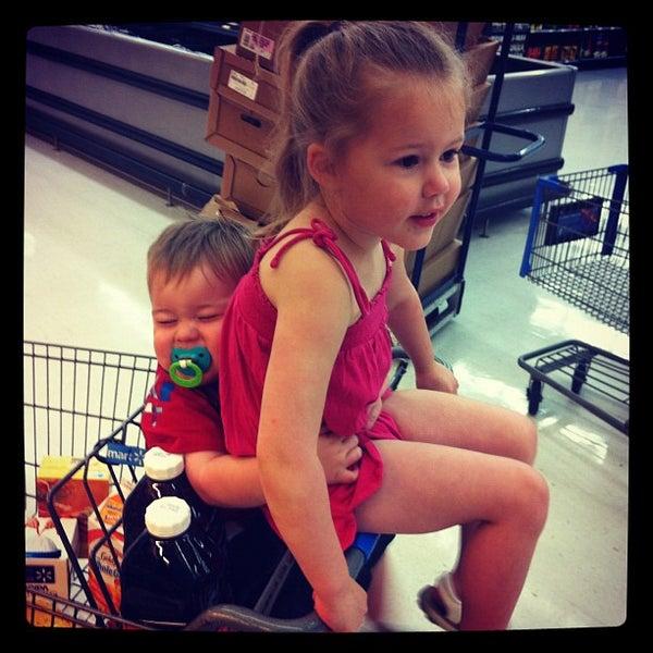 Photo taken at Walmart Supercenter by John M. on 4/3/2012