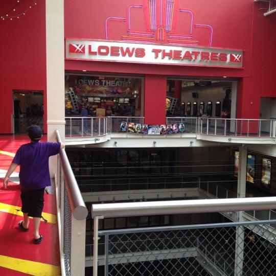 Photo taken at AMC Loews Palisades Center 21 by James N. on 5/27/2012