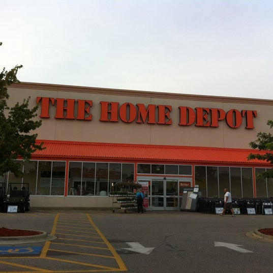 The home depot 901 e broad st for Home depot 600 exterior street