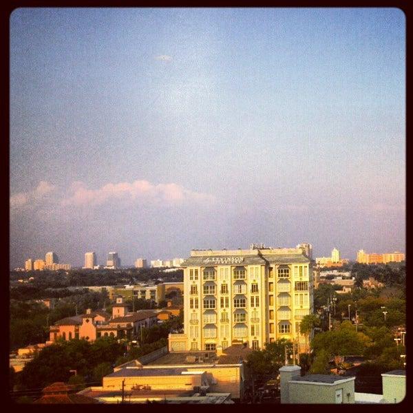 Photo taken at Riverside Hotel by Jeff Z. on 4/13/2012