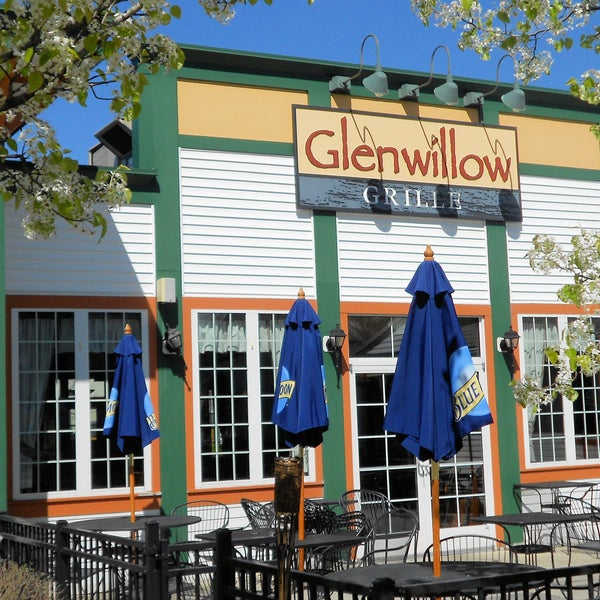 Photo taken at Glenwillow Grille by Jenny R. on 4/26/2012