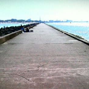 Photo taken at Pier by Maurice on 8/19/2012
