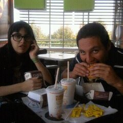 Photo taken at McDonald's by Felipe G. on 4/17/2012
