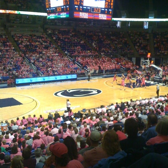 Photo taken at Bryce Jordan Center by ChaCha C. on 2/27/2011