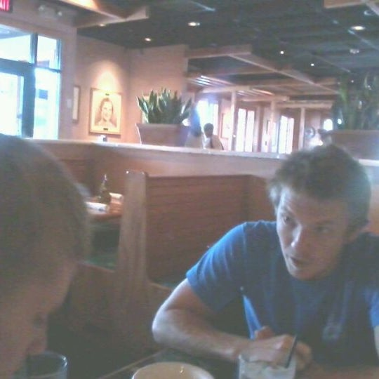 Photo taken at Carrabba's Italian Grill by Tommy G. on 6/10/2012
