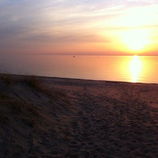 Photo taken at Silver Beach by Ryan R. on 6/5/2011