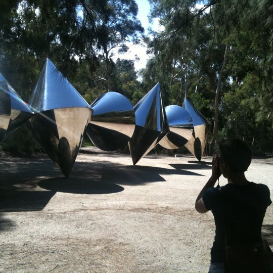 Photo taken at National Gallery of Australia by Megan C. on 2/12/2012