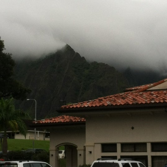 Photo taken at Windward Community College by Holly U. on 12/1/2011