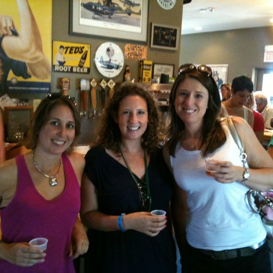 Photo taken at War Horse Brewery by Cara M. on 8/25/2012