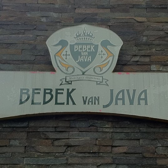 Photo taken at Bebek Van Java by jakki ☮. on 2/28/2011