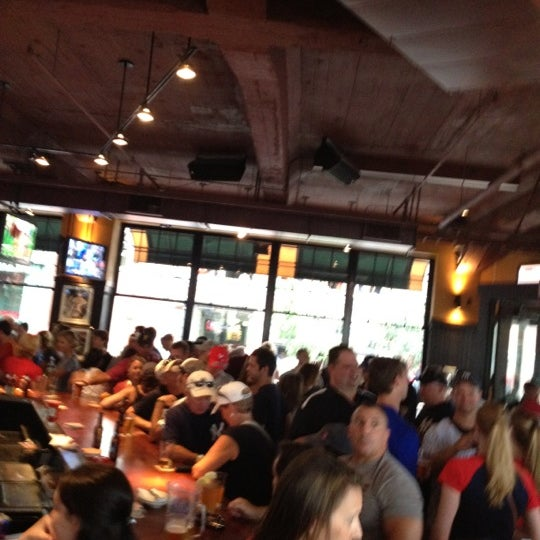 Photo taken at Cask 'n Flagon by Adam B. on 7/7/2012