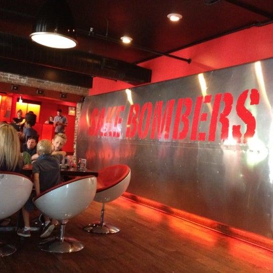 Photo taken at Blue Sushi Sake Grill by Jeneen on 7/1/2012