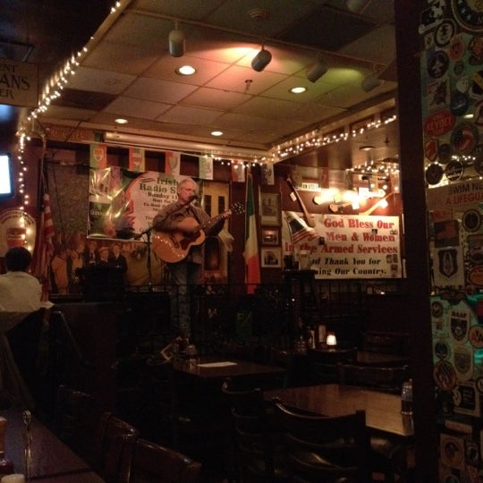 Photo taken at Ireland's Own Pub by Ricardo D. on 2/10/2012