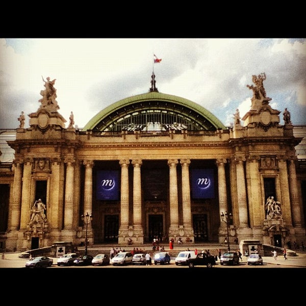 Photo taken at Grand Palais by Roberto M. on 8/21/2012
