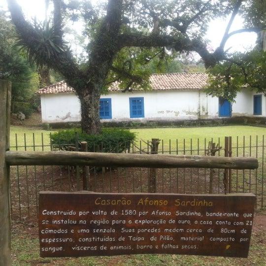 Photo taken at Parque Estadual do Jaraguá by Erick K. on 7/8/2012