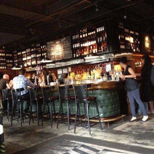 Photo taken at B & B Winepub (Burger & Barrel) by Ajay Y. on 4/11/2012