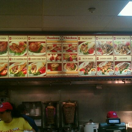 Photo taken at Zankou Chicken by David M. on 11/16/2011