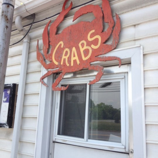 Photo taken at May's Crab & Seafood by Tina on 5/16/2012