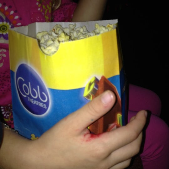 Photo taken at Cobb Grove 16 Cinemas by Beachmom01 on 2/19/2012