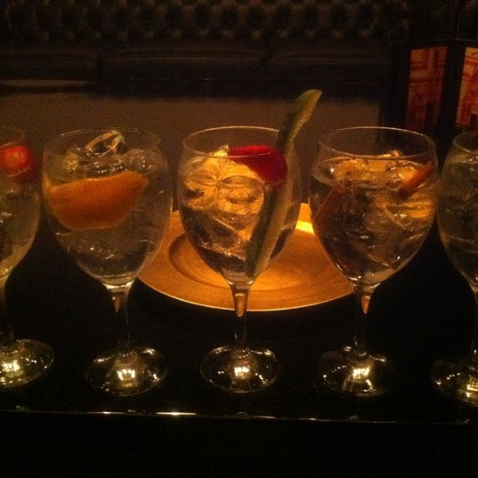 Photo taken at The Gin Room by Astrid on 5/1/2011