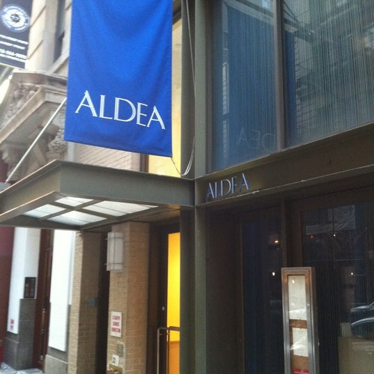 Aldea Restaurant Nyc Reviews