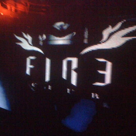 Photo taken at Fire Club by Adriano P. on 9/17/2011