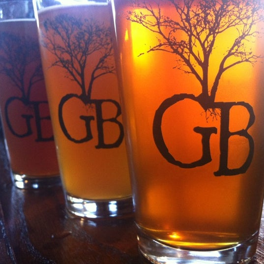Photo taken at Greenbush Brewing Company by Matt A. on 5/16/2012