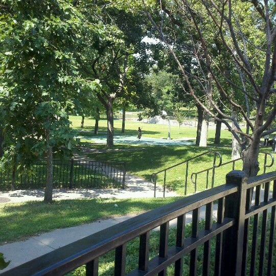 Photo taken at Loring Park by Tony G. on 8/26/2011
