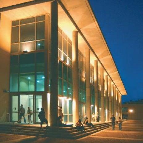 Photo taken at Bay Hall (BH) by Texas A&M University-Corpus Christi on 1/10/2011