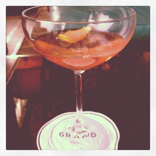 Photo taken at SoHo Grand Hotel by Jo B. on 6/5/2012