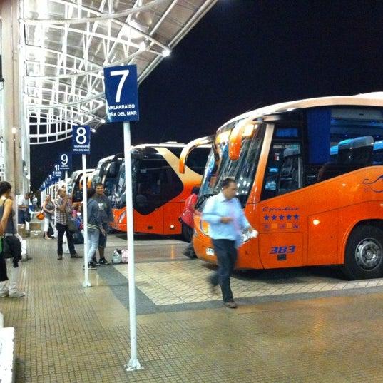 terminal de buses alameda estaci n central santiago de. Black Bedroom Furniture Sets. Home Design Ideas