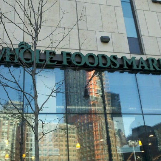 Photo taken at Whole Foods Market by Carolyn B. on 4/3/2011
