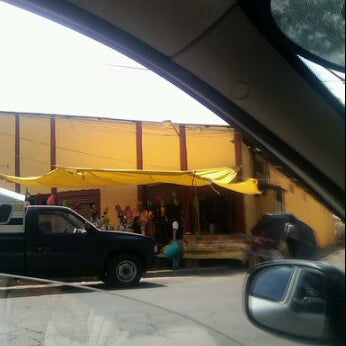 Photo taken at Mercado de la San Juanita by Princessa Hermossa H. on 5/16/2012