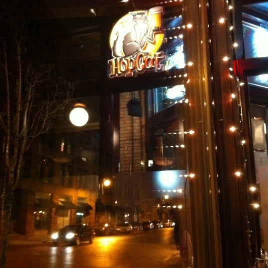 Photo taken at HopCat by Matt S. on 12/21/2011