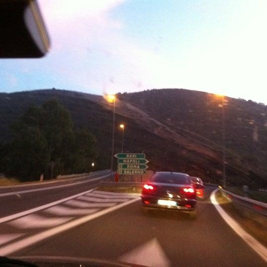 Photo taken at Autostrada A16 Napoli - Canosa by MariaPia A. on 9/8/2011