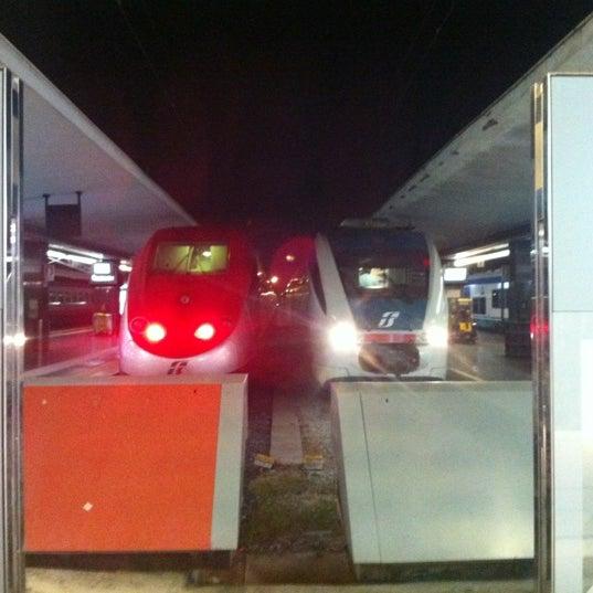 Photo taken at Napoli Centrale Railway Station (INP) by Antonio P. on 6/26/2012