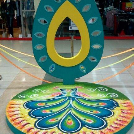 Photo taken at AEON Metro Prima Shopping Centre by Lun R. on 10/5/2011