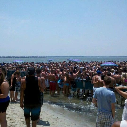 Photo taken at Seacrets by Jesse F. on 6/30/2012