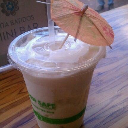 Photo taken at Frita Batidos by Faye B. on 9/13/2012