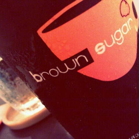 Photo taken at brown sugar cafe by Metha F. on 5/28/2012