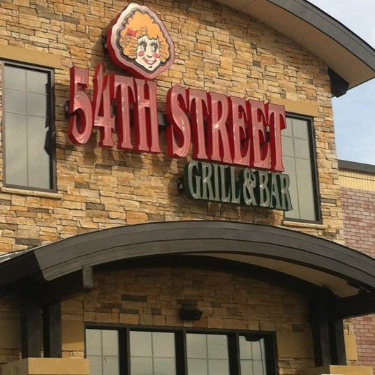 54th Street Grill Amp Bar Far West Side 5722 W Loop 1604 N