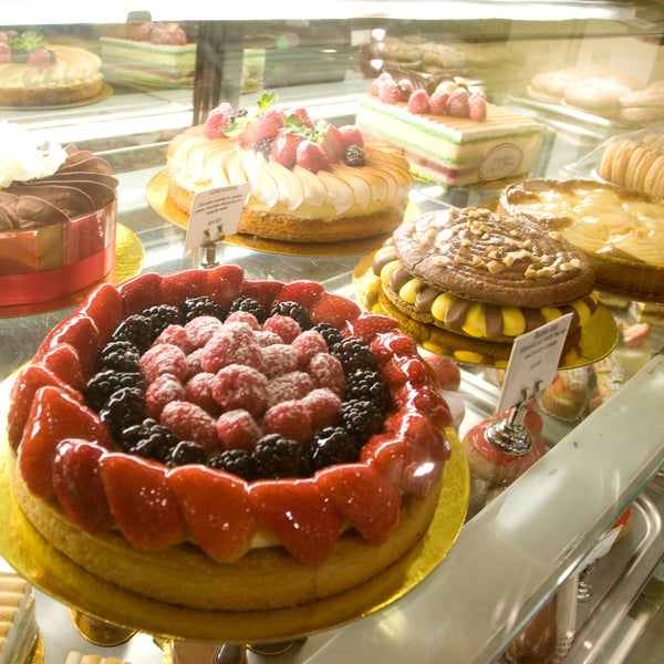 Photo taken at Almondine Bakery by Time Out New York on 2/6/2012