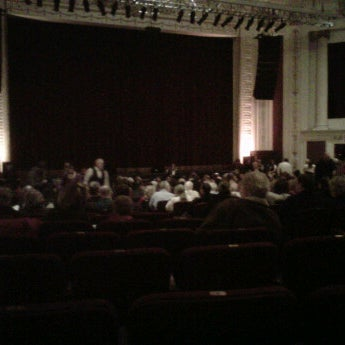 Photo taken at Patchogue Theatre by C P. on 1/15/2012