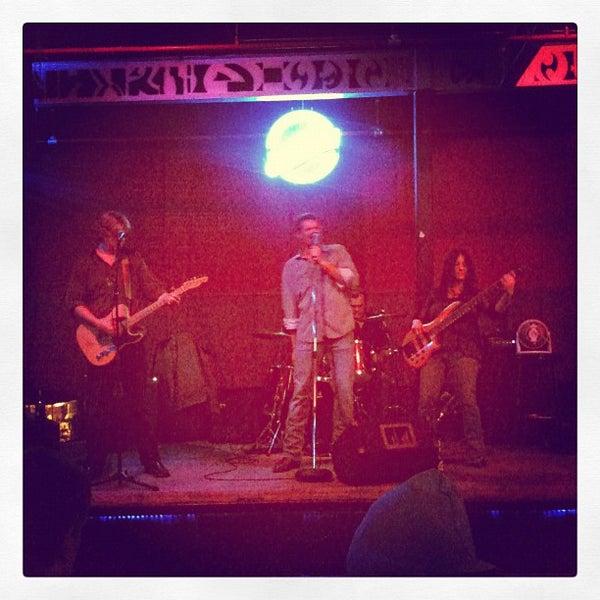 Photo taken at Blue Moon by Dan S. on 11/11/2011