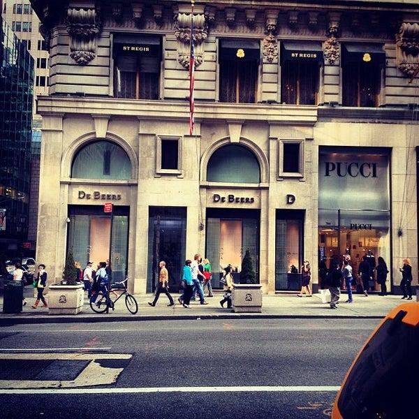 De beers diamond jewelers jewelry store in new york for Jewelry stores in new york ny