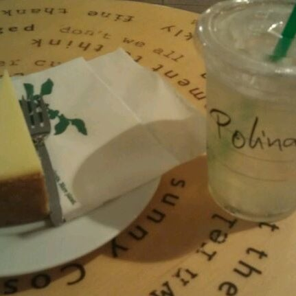 Photo taken at Starbucks by Poluna M. on 7/30/2012